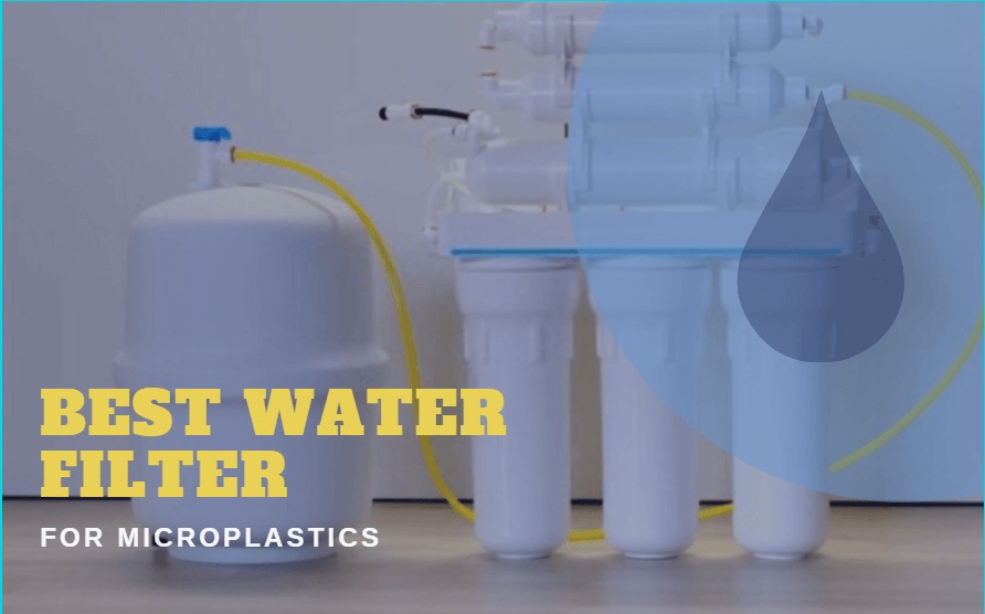 Water Filter For Microplastics