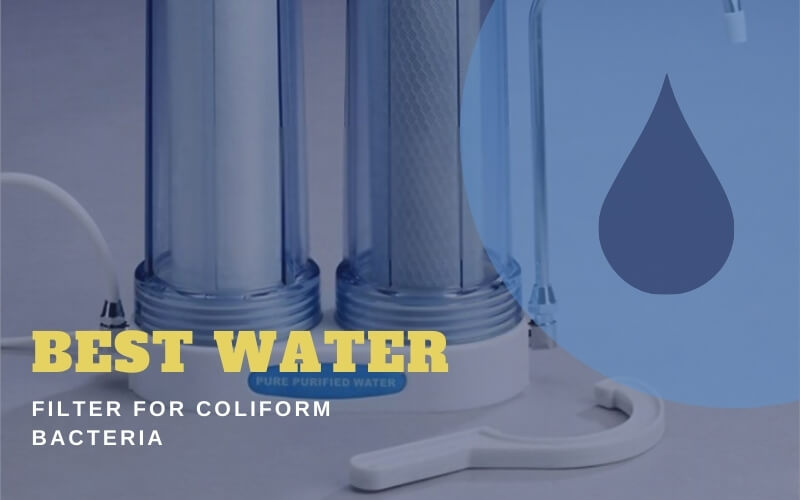 Water Filter For coliform Bacteria