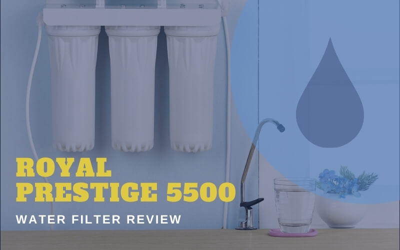 Royal Prestige Water Filter