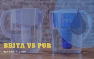 Brita vs pur Water Filter